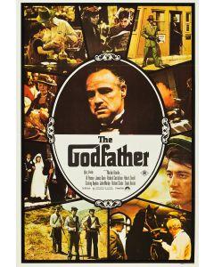 Marlon Brando The Godfather Intl Reprint Movie Poster 27x40