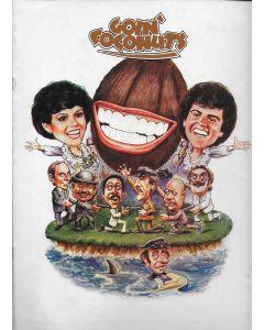 Goin' Coconuts (1978) original movie program