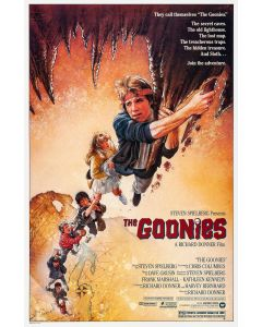 The Goonies  Reprint Movie Poster 27x40