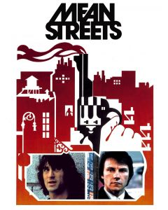 """Private Signing """"Harvey Keitel Mean Streets #2"""""""