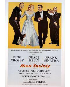 Grace Kelly High Society Reprint  Movie Poster 26x38