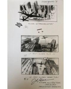Joe Alves Jaws Original Conceptual Artwork 11X14 #7