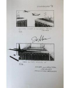 Joe Alves Jaws Original Conceptual Artwork 11X14 #8