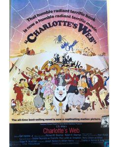Debbie Reynolds (1932-2016) Charlotte's Web 11X17
