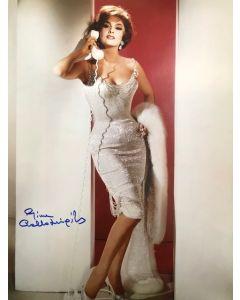 Gina Lollobrigida 11X14 #6