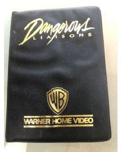 Dangerous Liasons Promo note pad