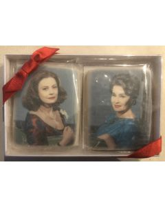 FX Feud: Bette and Joan RARE promo set of 2 shortbread cookies