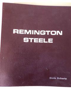 "Remington Steele (1986) ""The Steele That Wouldn't Die"" Doris Roberts' personal original script + Handwritten revisions"
