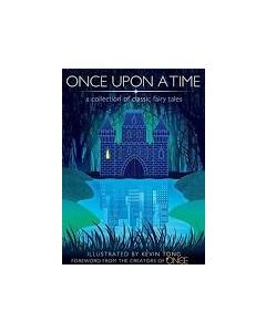 Once Upon A Time BOOK signed by Chris Gauthier and Edward Kitsis