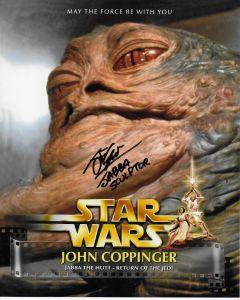 John Coppinger Star Wars **ONLY ONE**