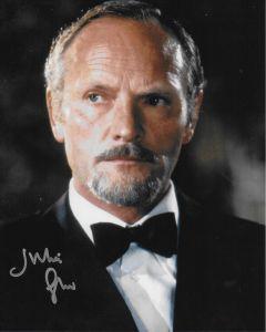 Julian Glover James Bond 007 8X10 LAST ONE