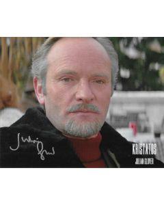 Julian Glover James Bond 007 #2 8X10 LAST ONE