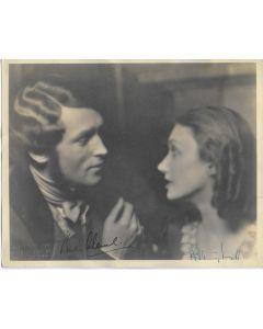 Katharine Cornell & Brian Aherne Vintage 8X10 photo