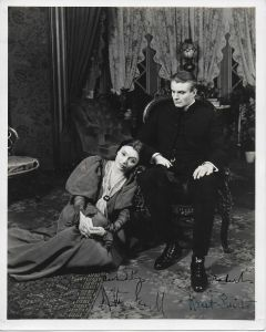 Katharine Cornell & Kent Smith Vintage 8X10 photo
