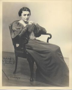 Katharine Cornell Vintage 8X10 photo