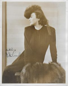 Katharine Cornell Vintage 8X10 photo #2