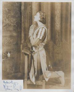 Katharine Cornell Vintage 8X10 photo #3