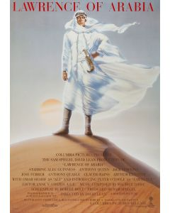 Peter O Toole Lawrence Of Arabia  Reprint Movie Poster 27x40