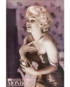 Marilyn Monroe Chanel  Poster 26x38