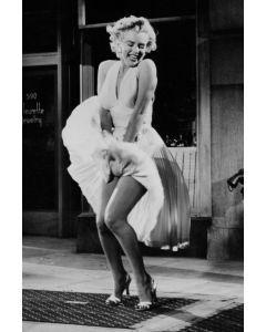 Marilyn Monroe Seven Year Itch Reprint Poster Poster 26x38
