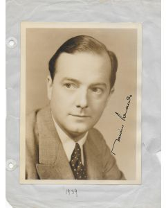 Maurice Evans Vintage photo (approx. 5X7)