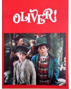 Oliver! (1968) original movie program ***LAST ONE***