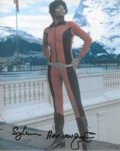 Sylvana Henriques On Her Majesty's Secret Service Bond 007 8X10