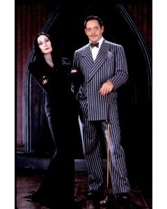 """Private Signing """"Anjelica Huston The Addams Family 5"""""""
