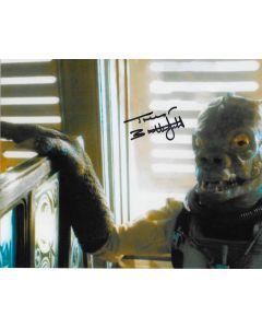 Trevor Butterfield Star Wars **ONLY ONE**